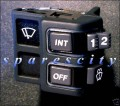 HOLDEN COMMODORE VL WIPER WASHER SWITCH GMH HSV