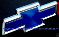 HOLDEN CHEV BOWTIE for VT VX VY VZ SS BADGE BLUE CHROME