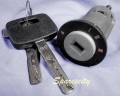 HOLDEN COMMODORE VT VU VX VY VZ 1997 to 2006 IGNITION BARREL LOCK AND KEYS NEW