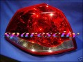 HOLDEN COMMODORE VE TAIL LAMP left with loom+globes GMH