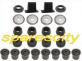 HOLDEN REAR SUSPENSION RUBBER KIT HQ-WB SEDAN / WAGON