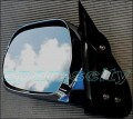 TOYOTA HIACE 05 on CHROME MIRROR left ELECTRIC