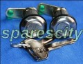 HOLDEN GEMINI ISUZU for TD TE TF DOOR LOCK 2 PAIR