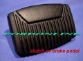 FORD XK XL XM XP Manual BRAKE PEDAL RUBBER PAD fits Clutch or Brake