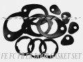 HOLDEN DOOR HANDLE GASKET SET as orig for FE FC FB EK