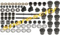 HOLDEN SUSPENSION RE RUBBER KIT HQ-HX GTS/SS (EXC 350)