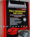 CAR COVER FULL WATERPROOF for HOLDEN FORD MEDIUM CAR