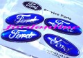 FORD FALCON BADGE SMALL set4 for XR6 XR8 BA BF AU EL EF