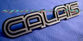 HOLDEN COMMODORE for VK VL CALAIS BADGE GARNISH 2PIN