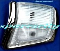 TOYOTA HI LUX HILUX 91 to 94 CHROME INDICATOR BLINKER R