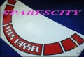 FORD DECAL AIR CLEANER XD XE 351 (RED)