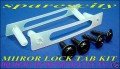 HOLDEN LOCK TAB MIRROR SUPPORT forHQ-WB LH-UC TX-TG