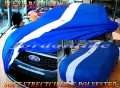 FORD GT SHOW CAR DUST COVER BLUE/WHITE XD XE XF NEW