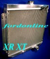 FORD for GT HO GS XR XT 289 302 V8 ALLOY RACE RADIATOR