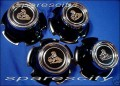 HOLDEN WHEEL CENTRE CAP SET BLACK TORANA LJ