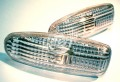 FORD FALCON BA BF CLEAR GUARD FLASHER BLINKER SET NEW