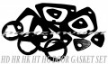 HOLDEN DOOR HANDLE GASKET SET for HD HG HK HT HR