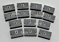 HOLDEN COMMODORE VB VC VH VK VL SCUFF PLATE CLIPS AS GENUINE BRAND NEW