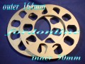 FORD WHEEL SPACER 8mm 5 stud for most models NEW